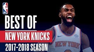 Best of New York Knicks   2018 NBA Season