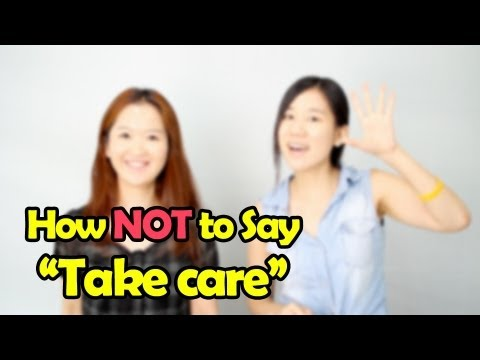 """how-not-to-say-""""take-care""""-in-korean"""