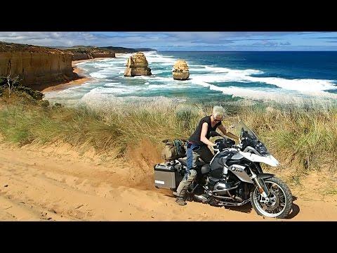 Great Ocean Road Adventure Riding - BMW R 1200 GS