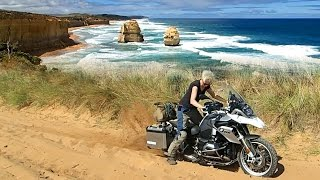 Great Ocean Road Adventure Riding - BMW R 1200 GS