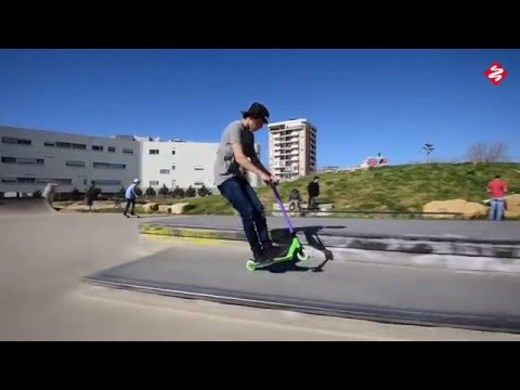 Street Surfing | Torpedo Scooter Promo