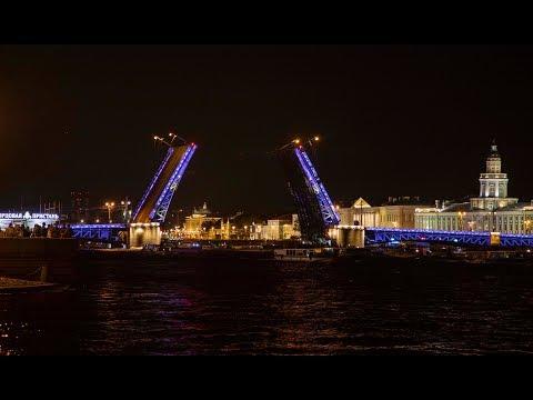 Клип про Санкт-Петербург
