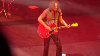 Chris Cornell last performance 5-17-2017 - Detroit, Soundgarden