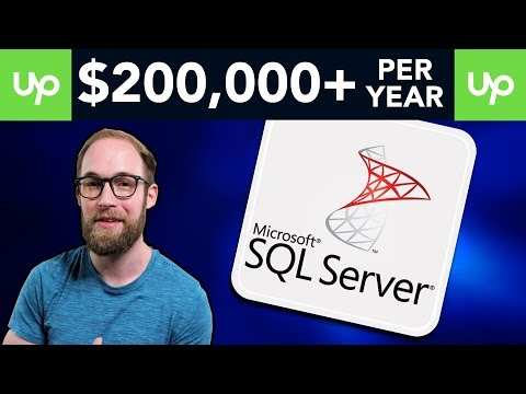 Start Learning SQL Server (My $200,000+ Per Year Career)