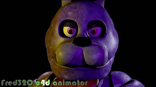 [c4d/fnaf]my part for(supah animations)bonnie song