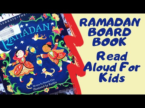 Ramadan Board Book | Read Aloud For Kids