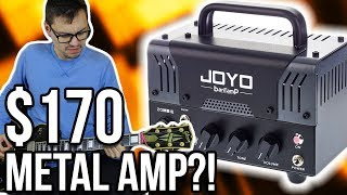 Joyo BanTamP Zombie Demo/Review || Tiny Metal Amp, Big Metal Sound!!