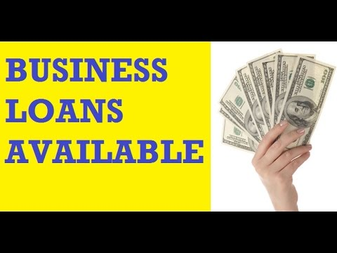 Small business loan with bad credit and no personal guarantee near me - YouTube