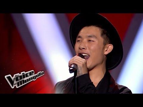 """Ganbileg.E - """"Moon of Seoul"""" - Blind Audition - The Voice of Mongolia 2018"""