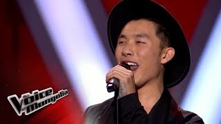 "Ganbileg.E - ""Moon of Seoul"" - Blind Audition - The Voice of Mongolia 2018"