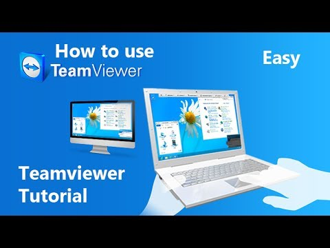 how-to-use-team-viewer-2019