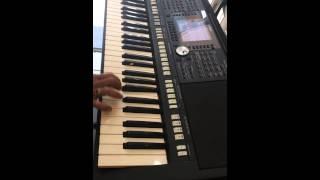 Demo Chèo Yamaha Psr-S950 Keyboard Hoàng Đạo