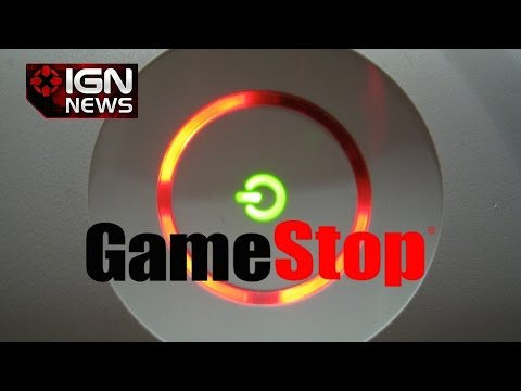 """Report: Gamestop Selling Refurbished """"Red Ring of Death"""" 360s Since 2009 - IGN News"""