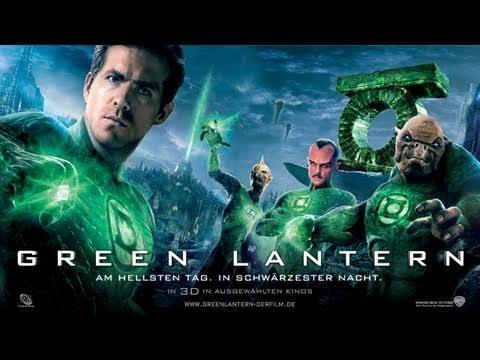 GREEN LANTERN - Trailer F1 Deutsch HD German