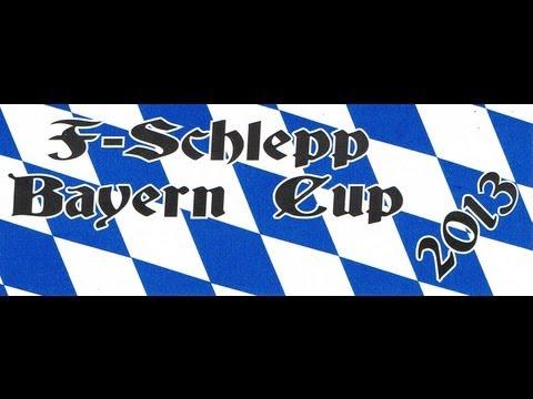 Bayern Cup 2013 F-Schlepp  6.Teilwettbewerb Teil 1 von 3 *** MFC Dillingen ***