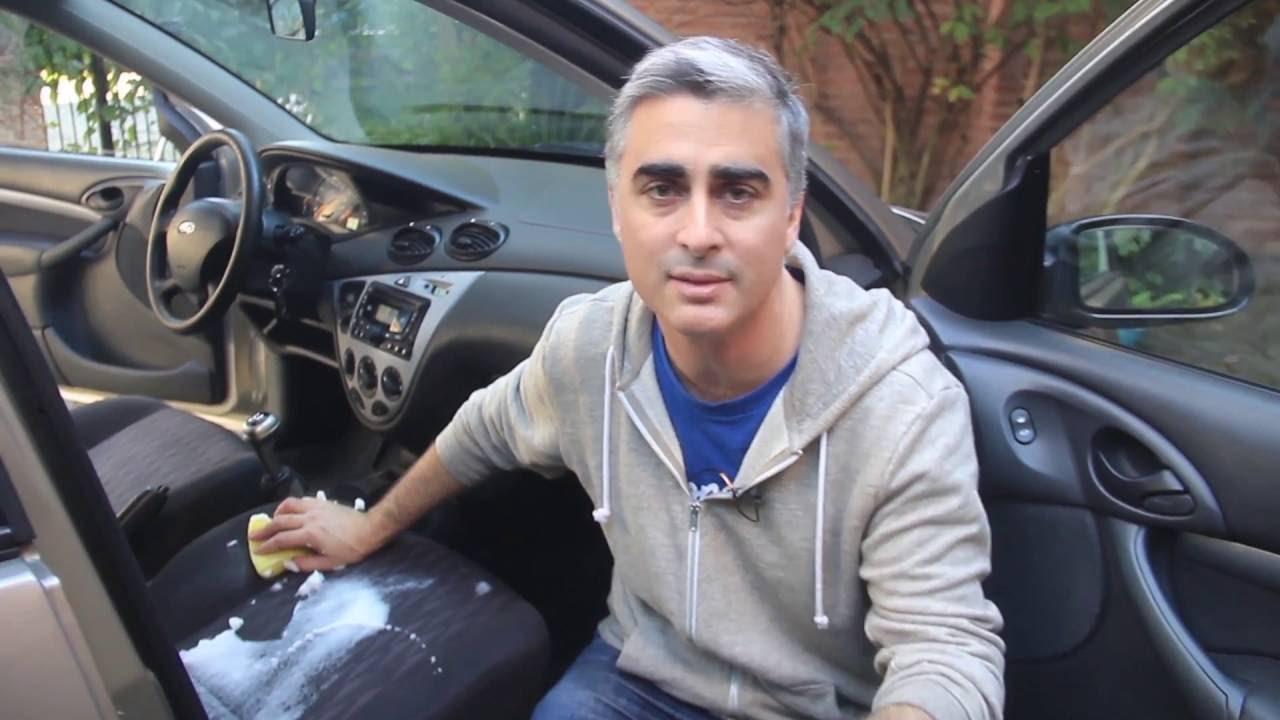 C mo limpiar el interior del auto informe tn autos youtube - Limpiar el interior del coche ...