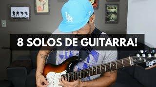 Baixar 8 SOLOS DE GUITARRA - TIAGO CONTIERI #VEDA13