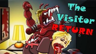 The Visitor Returns!! El juego mas sangriento de todos parte 2