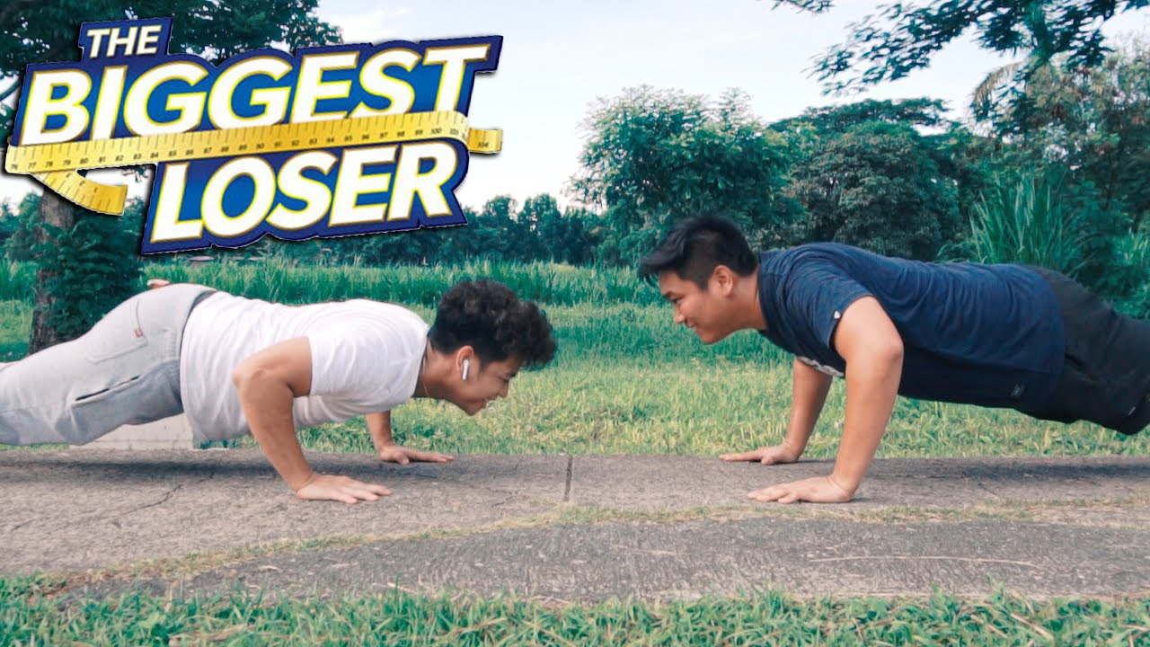 DIET CHALLENGE for 10,000 PESOS!! (biggest loser)