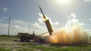 South Korea Missile Defense System  What kind of action can China take?