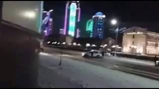 перестрелка в Грозном в Чечне17.12.2016 г.