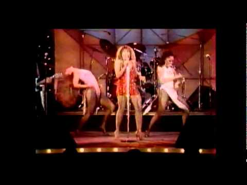 Tina Turner-Proud Mary-Alberta 1982