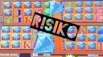 Lucky Pharao Merkur Slot 💎 Diamanten RISIKO Lohnt Sich? Casino Automat Spielhallen MerkurMagie 2020