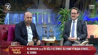 Ömer Döngeloğlu İle Sahur Vakti - 20 Mayıs 2018