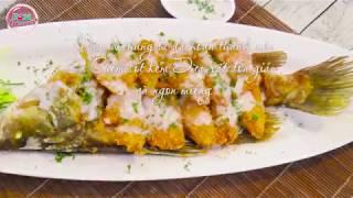 Học cách làm món Cá Chẽm Sốt Kem Dừa tại Rosa, Biên Hòa, Đồng Nai