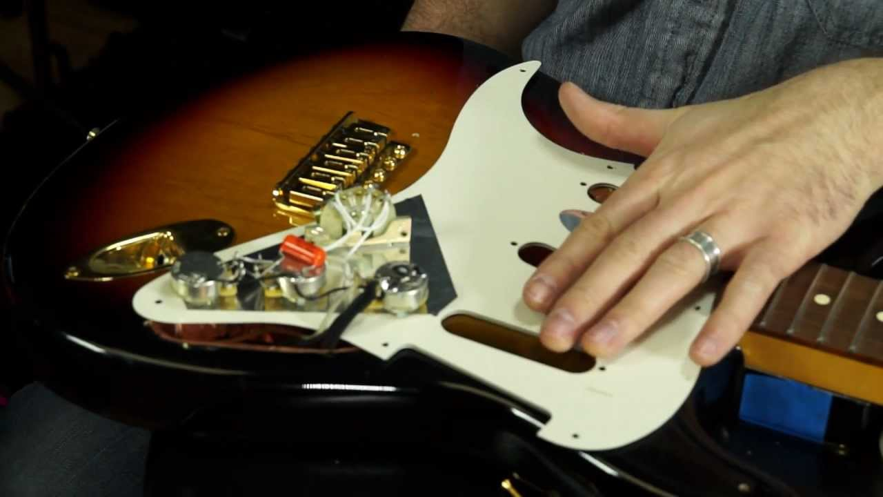 How To Replace Strat Pickups