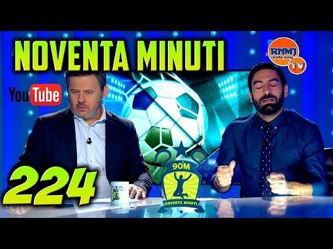 90 MINUTI 224 Real Madrid TV HD (19/10/2017)