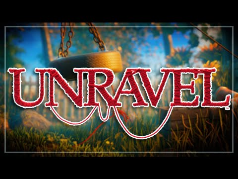 Unravel - Let's Play | Chapter 6 | Down in A Hole!