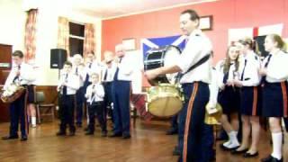 Curran Flute Band 1 @ Cranny Ulster-Scots Festival 2007