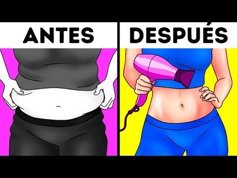 maneras de bajar de peso sin dietas para adelgazar