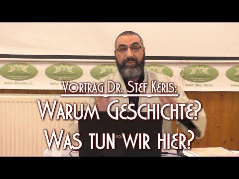WARUM GESCHICHTE? WAS TUN WIR HIER? Mit Dr. Stef Keris Am 01.02.2019 In Braunschweig