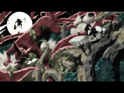 (*SPRITE*)Ultimate Battle madara vs Hashirama(1st Hokage)