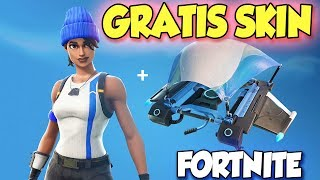 Get FREE SKIN & GLEITER in Fortnite Battle Royale ! - So you get this skin for free !