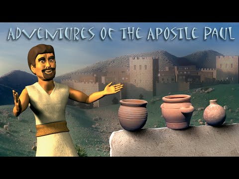 Adventures of the Apostle Paul Trailer