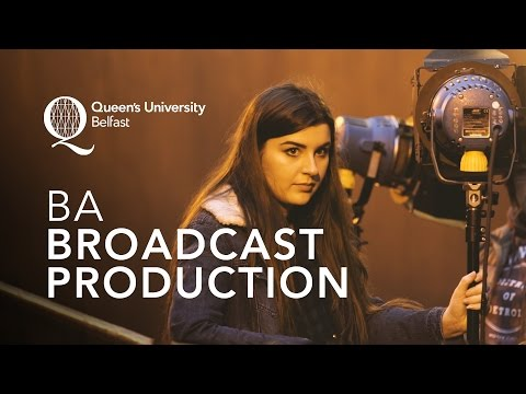 BA Broadcast Production
