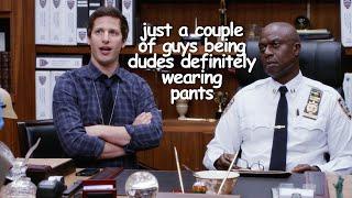 Holt Has No Pants On - Brooklyn Nine-Nine | Comedy Bites