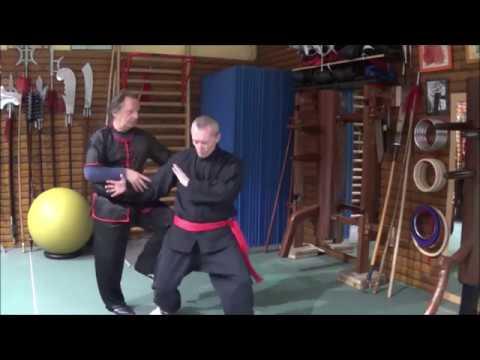 2 GM Walter Toch & JC Soenen in action Wing Chun vs Kali for Workshop