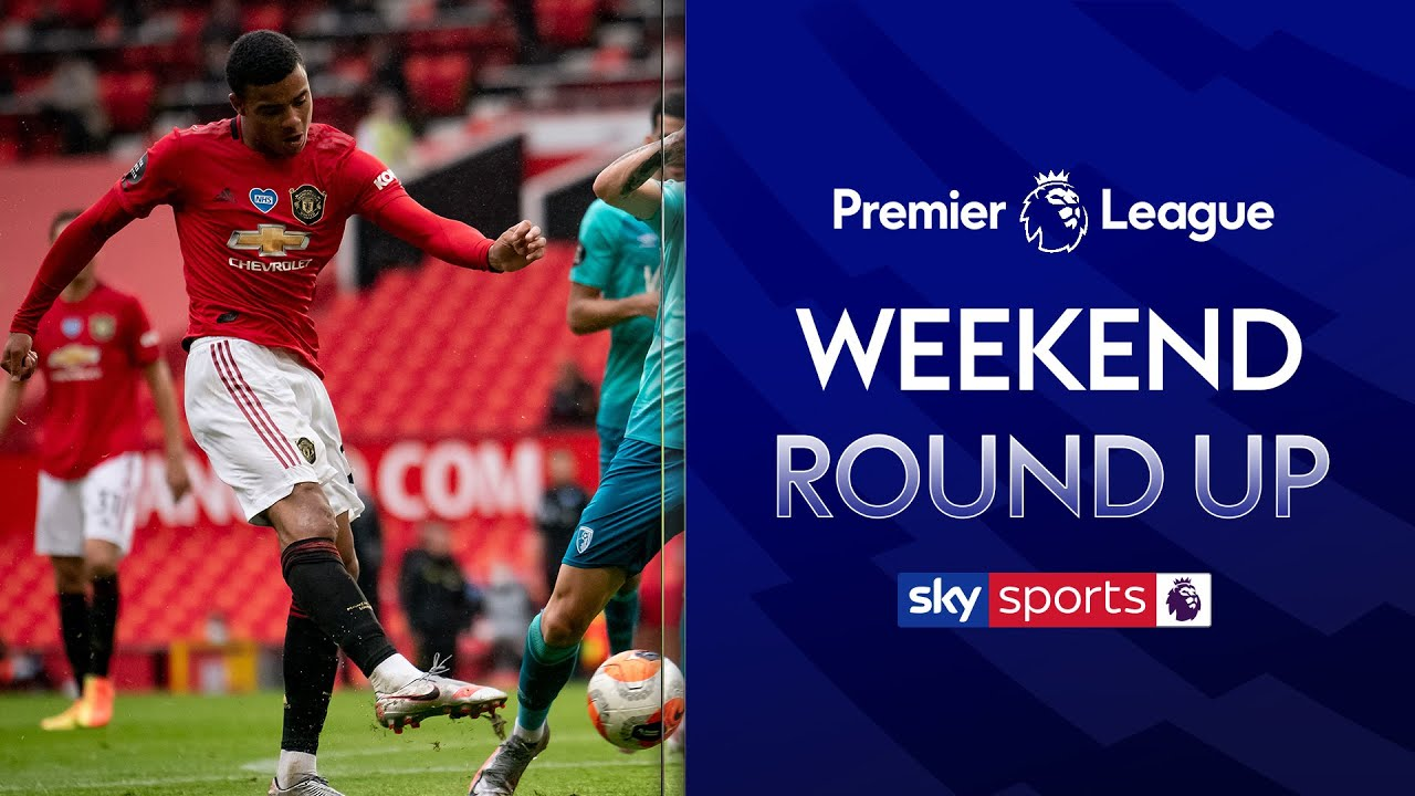Mason Greenwood scores twice as Man Utd's good form continues | Weekend Round Up | Matchday 33