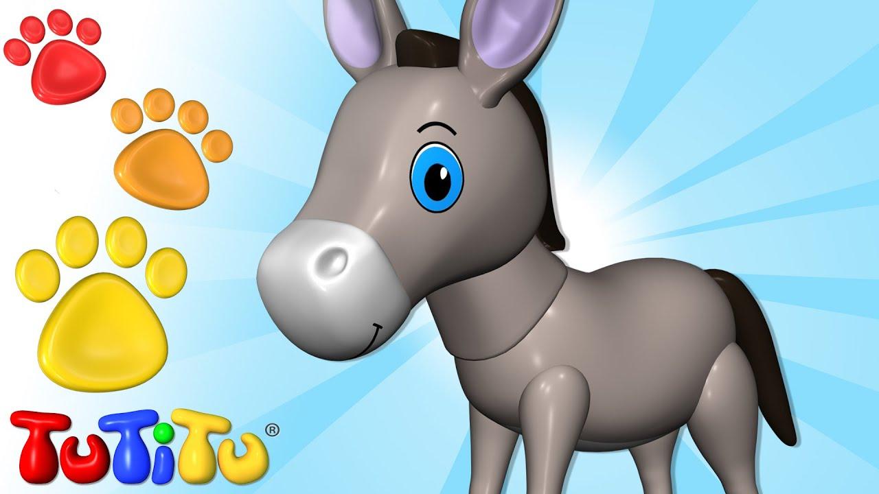 TuTiTu Animals Animal Toys for Children