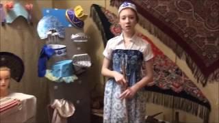 экскурсия Женские головные уборы на Руси