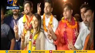 DUSU Election Results 2018 | ABVP Wins 3 Posts,  NSUI 1 | Delhi