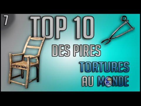 TOP 10 DES PIRES TORTURES médiéval
