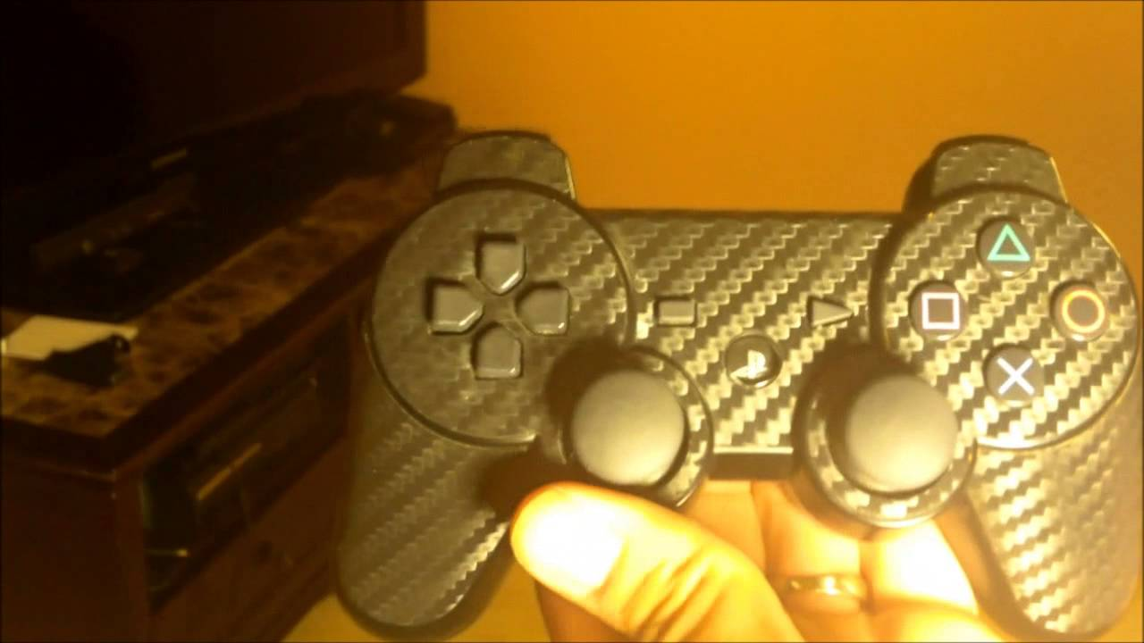 How To Fix Ps3 Controller Easy Reset Ways Youtube Usb Ps2 Wiring Diagram