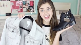 HAUL: Topshop, Asos, Urban Outfitters, & Jeffrey Campbell | lindseyrem Thumbnail