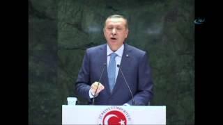 Erdoğan gençlere seslendi: