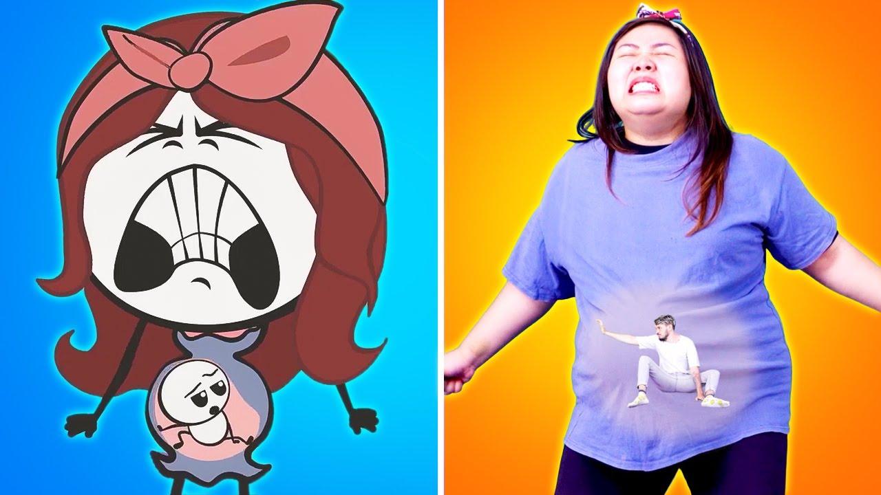 Download Pencil Cartoons 💥 New Episode Best Compilation - Pencil Cartoons Funny Moments   Hilarious Cartoon